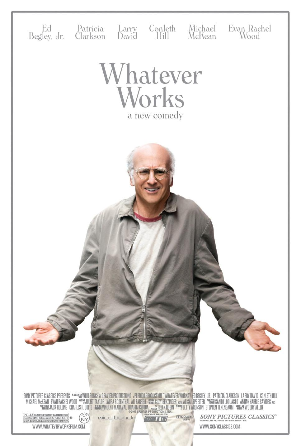 Poster Curb Your Enthusiasm Larry David